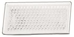 Picture of WHITE RECT.ADHEESIVE REFLECTOR 90X40