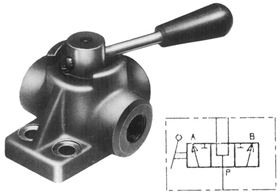 Picture of 4 WAY DIVERTER VALVE