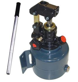 Picture of HYDRAULIC HAND PUMP - 2 LT. TANK