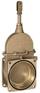 Picture of DOUBLE FLANGED GATE VALVE 5""