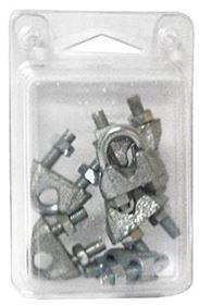 """Immagine di MORSETTO 5/16"""" D. 7-8MM IN BOX DA 6 PZ."""