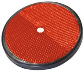 Picture of ROUND REFLECTOR-RED-D.85 BAG 2 PCS