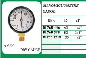 Picture of GAUGE 3/8 X 80 BAG 1 PC