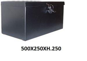 Picture of CASSETTA PORTA ATTREZZI 500X250X H.250