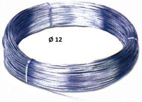 Image de CABLE ACIER EN BOBINES DE 100MT D. 12