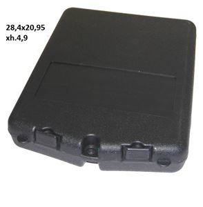 Picture of DOCUMENTS BOX OUTER SIZE 28,4X20,95 H.4,9 WITH 4 MOUNTING HOLES