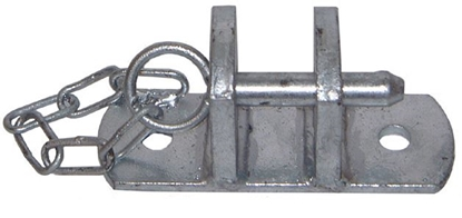 Picture of Bracket with chain and pin, Lg. 150