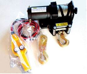 Picture of ELECTRIC WINCH 12V KG.2720