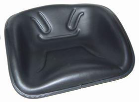 Picture of SEAT FOR GARDEN TRACTOR - BLACK VINYL