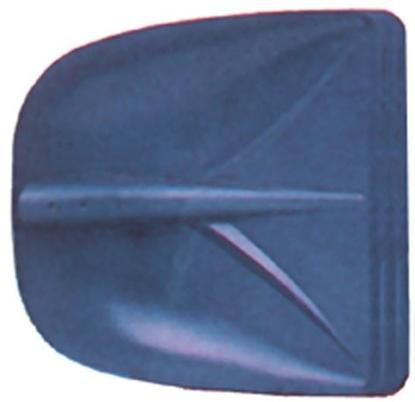Picture of PALA PVC BLU 395X420 CON MANICO