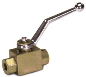 "Picture of BALL TAP FOR HYDR.CIRCUIT 1/4""-LT/MIN.9"
