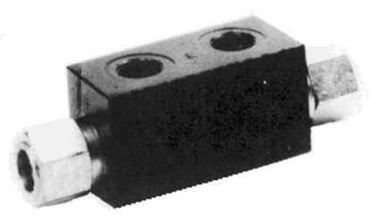 """Picture of ADJUSTABLE THROTTLE VALVE 1/2"""""""