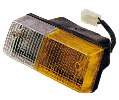 Picture of FRONT LIGHT FIAT TYPE RIGHT BOX 1 PC