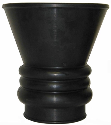 Picture of RUBBER CONE 6""