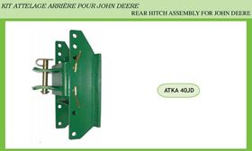 Picture of COMPLETE COUPLING TYPE JOHN DEERE
