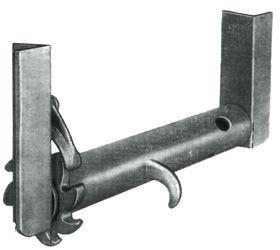 Picture of VERRICELLO TUBO LG.300 - MONTANTE H. 150 A DISEGNO DX