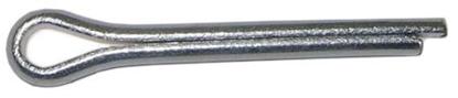 Picture of BRIGHT BLACK SPLIT PIN 2X20 BOX 6 PCS