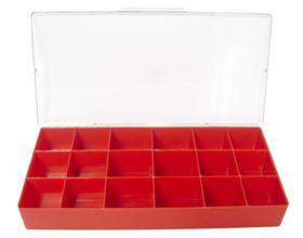 Picture of 18 COMPARTMENT BOX 320X150 H. 50