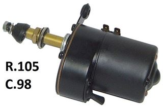 Tergicristallo Motor