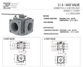 Picture of 3 WAY VALVE 4""