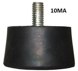 Picture of CONICAL VIBRATION DAMPER 48X25 10MA